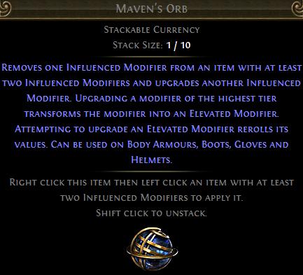 Maven's Orb