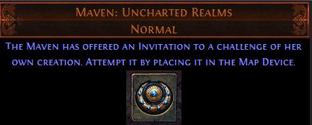 Maven: Uncharted Realms