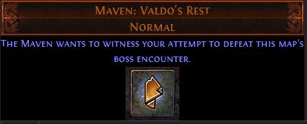 Maven: Valdo's Rest