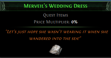 Merveil's Wedding Dress