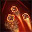 Molten Burst Icon
