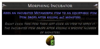 Morphing Incubator PoE