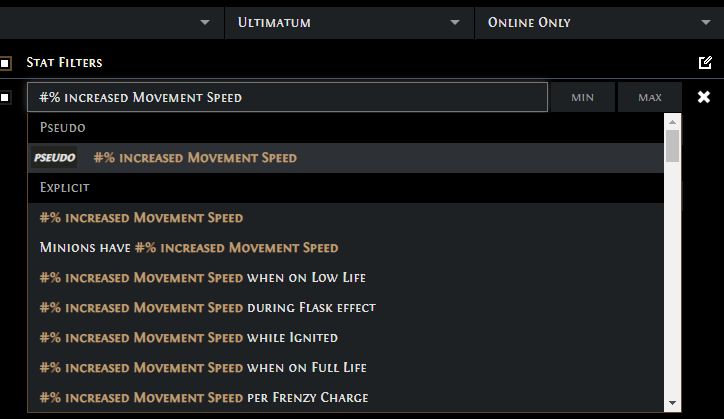 Movement Speed is King