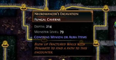 Necromancer's Excavation