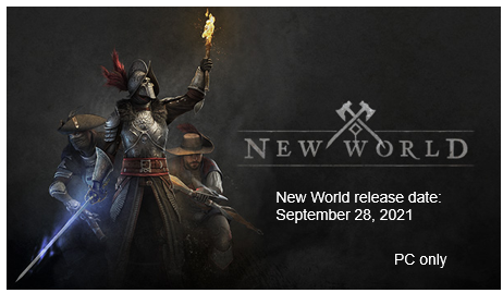 New World Release Date