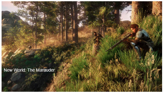New World The Marauder