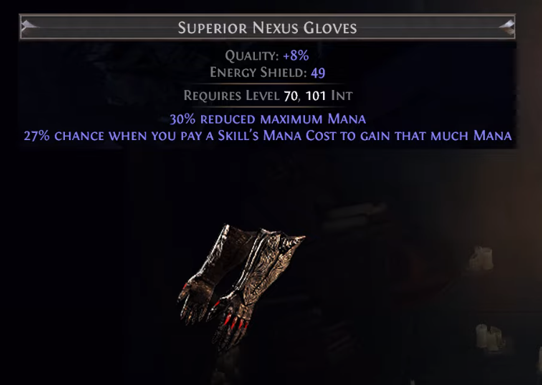 Nexus Gloves