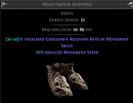 Nightwind Slippers