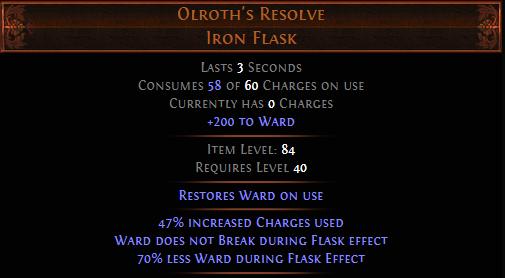 Olroth's Resolve PoE