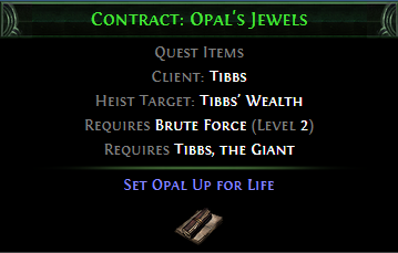 Contract: Opal's Jewels