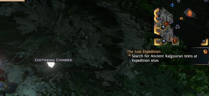 Open the Expedition Underground Area
