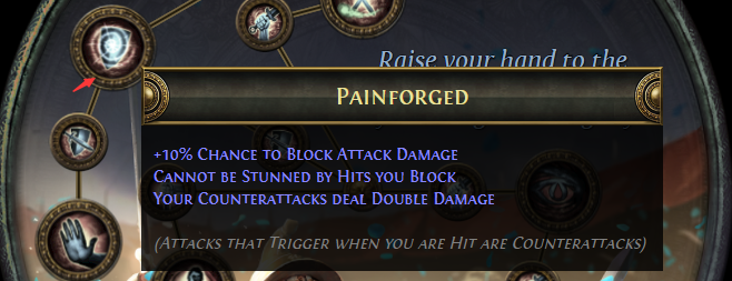 Painforged