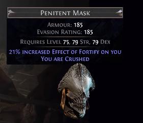 Penitent Mask