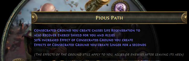 Pious Path