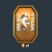 Playoffs Rewards