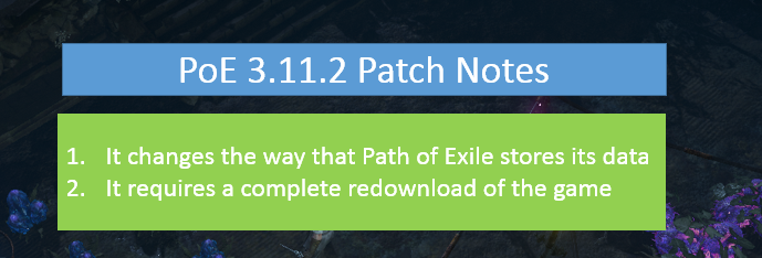 PoE 3.11.2 Patch Notes
