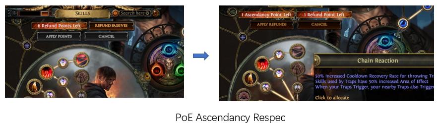 How to Respec Ascendancy in PoE