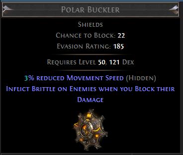Polar Buckler