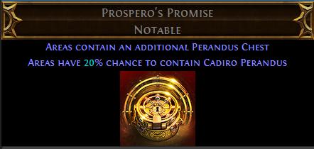 Prospero's Promise