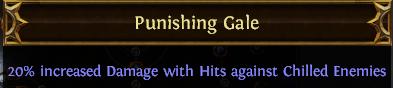 Punishing Gale PoE