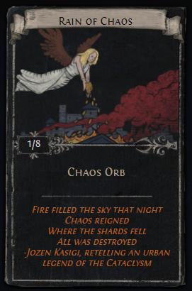 Rain of Chaos
