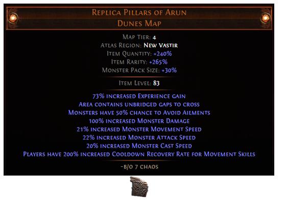 Replica Pillars of Arun