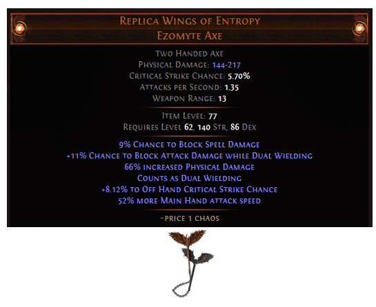 Replica Wings of Entropy