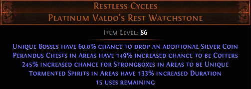 PoE Restless Cycles