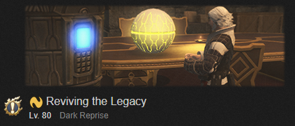 Reviving the Legacy