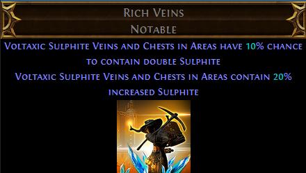 Rich Veins