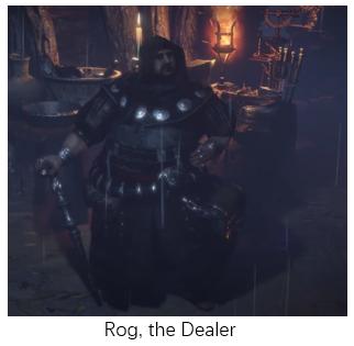 Rog, the Dealer PoE