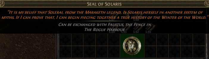 Seal of Solaris