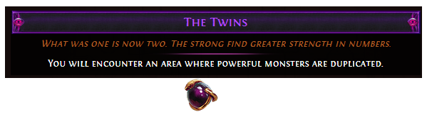 Seek out and defeat The Twins