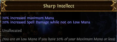 Sharp Intellect PoE
