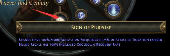 Sign of Purpose
