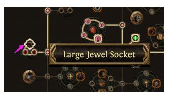 Socket a Cluster Jewel