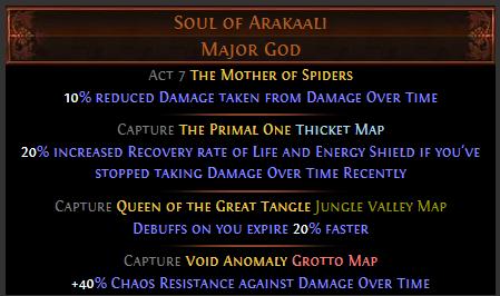 Soul of Arakaali