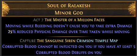 Soul of Ralakesh