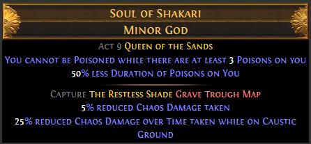 Soul of Shakari