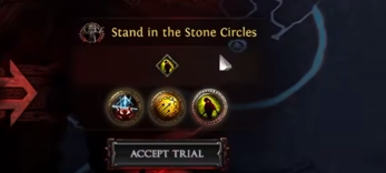Stand in the Stone Circles