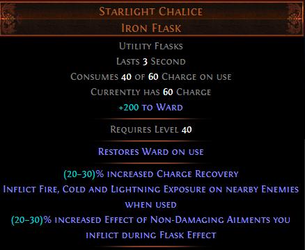 Starlight Chalice PoE