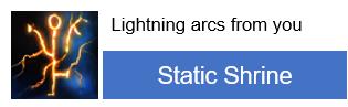 Static Shrine PoE