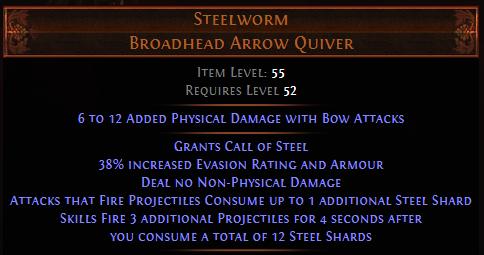 Steelworm
