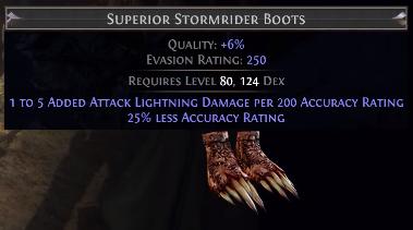 Stormrider Boots