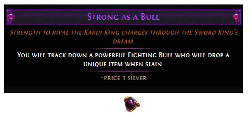 Strong as a Bull