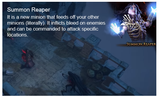 Summon Reaper Screenshots