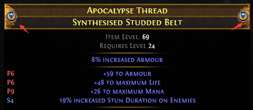 Synthesis Item Example
