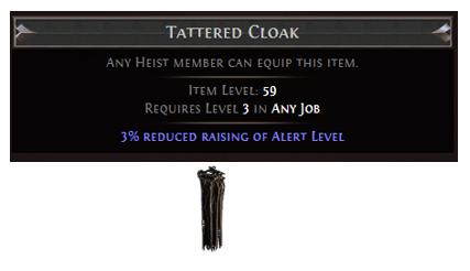 Tattered Cloak