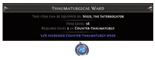 Thaumaturgical Ward