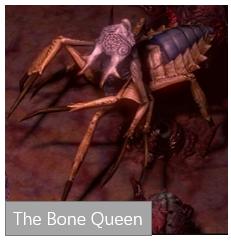 The Bone Queen PoE